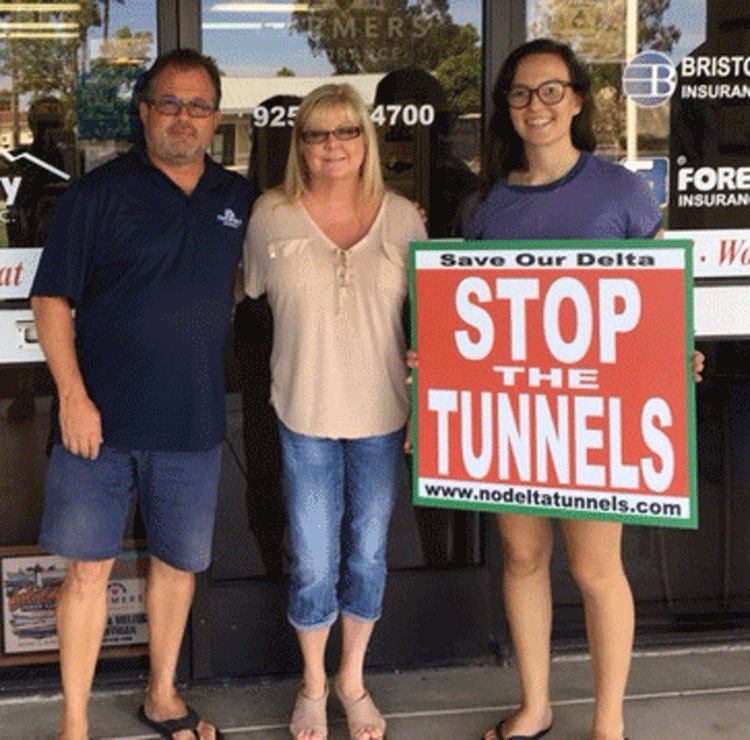 Westlands Votes No on Delta Tunnels Plan Participation