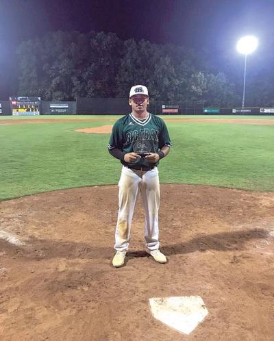 Former Heritage baseball star sets summer league record