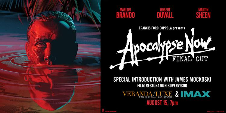 Apocalypse Now Final Cut Special Screening