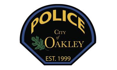 Oakley Police logo