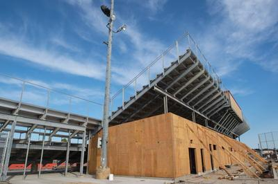 Liberty High upgrades moving along
