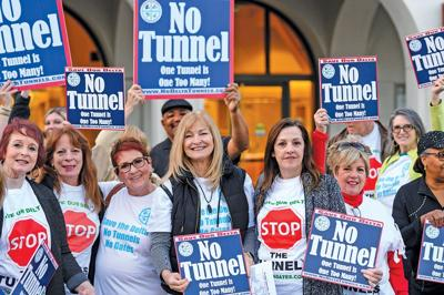 East County residents weigh in on Delta tunnel plan