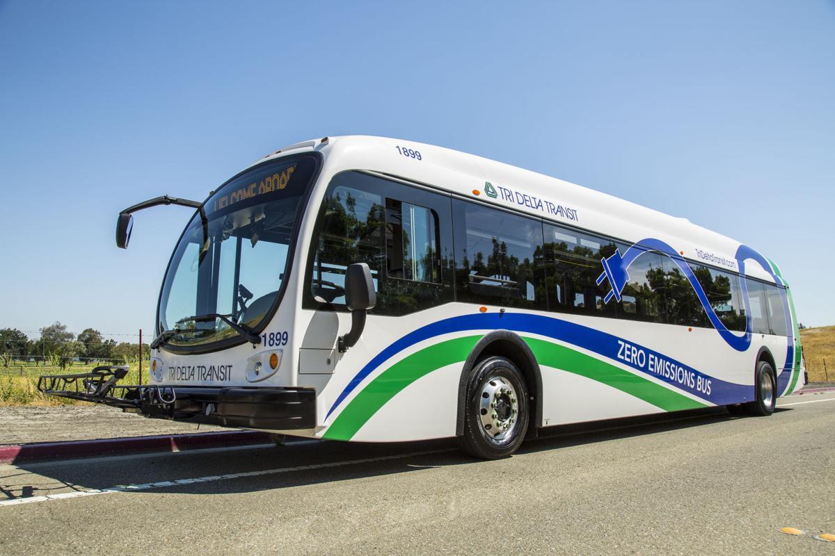 Tri Delta Transit Bus