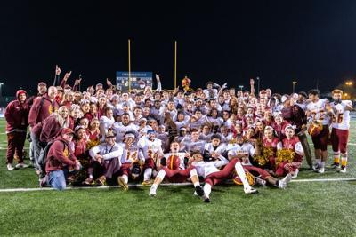 2018 LHS State Championship Team