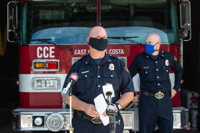 East Contra Costa Fire Protection District Fire Marshal Steve Aubert