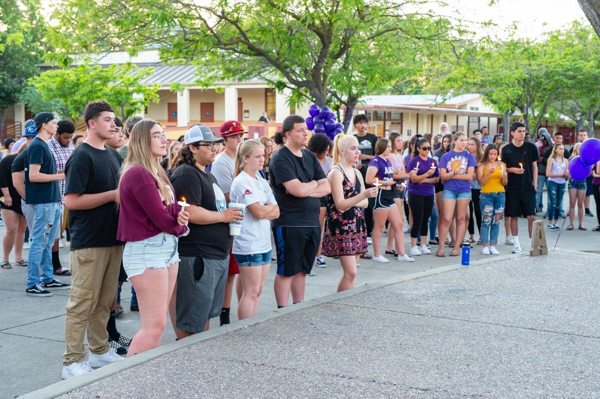 BP Hickok vigil