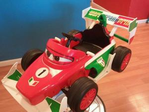 Lollipop Francesco race car