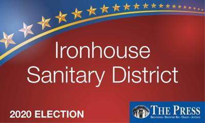 Ironhouse Sanitary District Election 2020