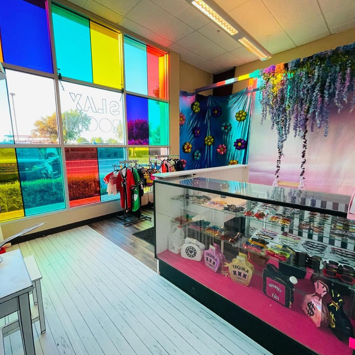 Slayroom Store Front