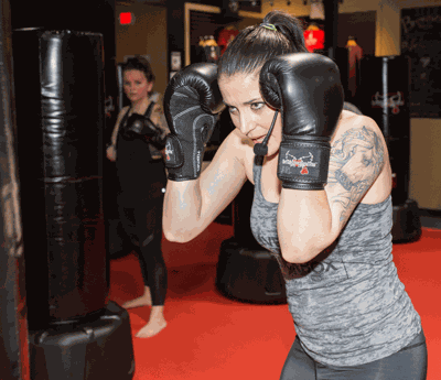 Kick-start the new year at Brentwood's I love Kickboxing