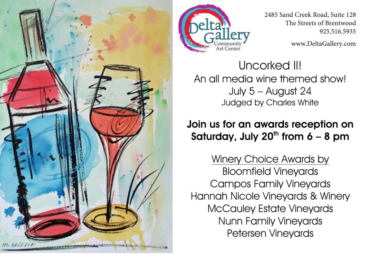 Uncorked II Reception at Delta Gallery
