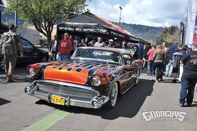 Goodguys car show
