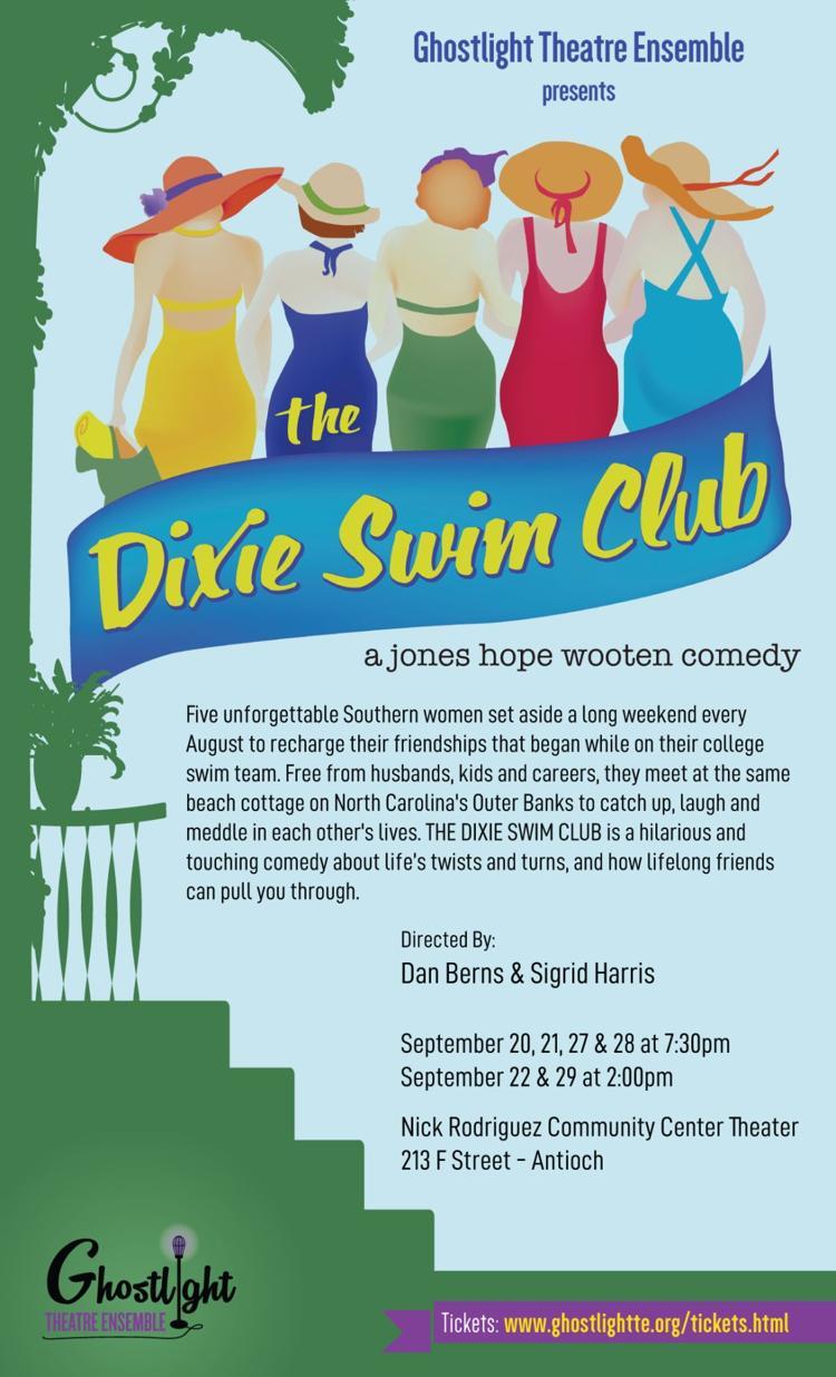 The Dixie Swim Club - Poster
