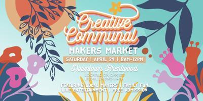 Creative Communal Makers Market