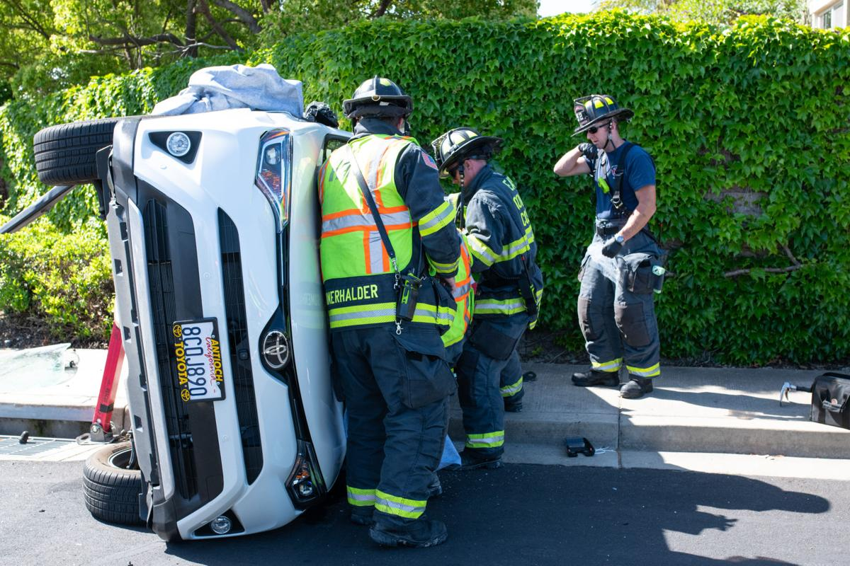 BN Brentwood rollover
