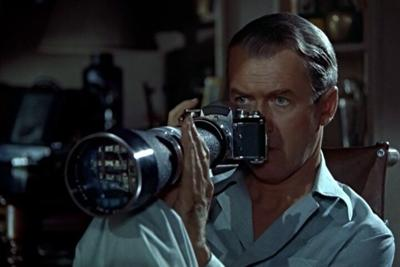 """""""Rear Window"""" is a timeless thriller from the Master of Suspense"""