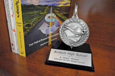 Antioch High awarded forcareer program