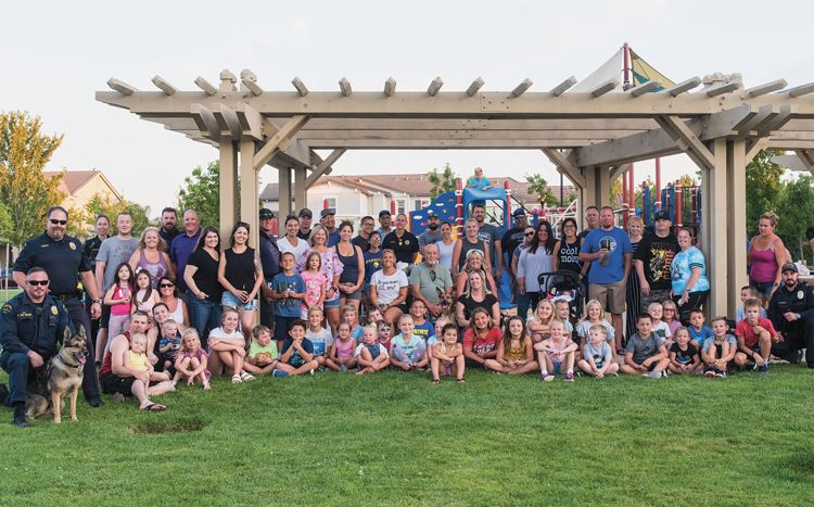 Oakley National Night Out