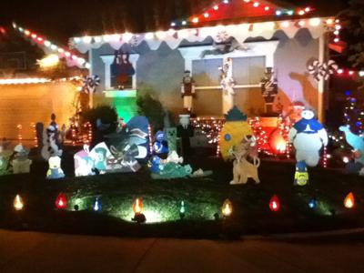 Brentwood Neighborhood Committee Holiday Home