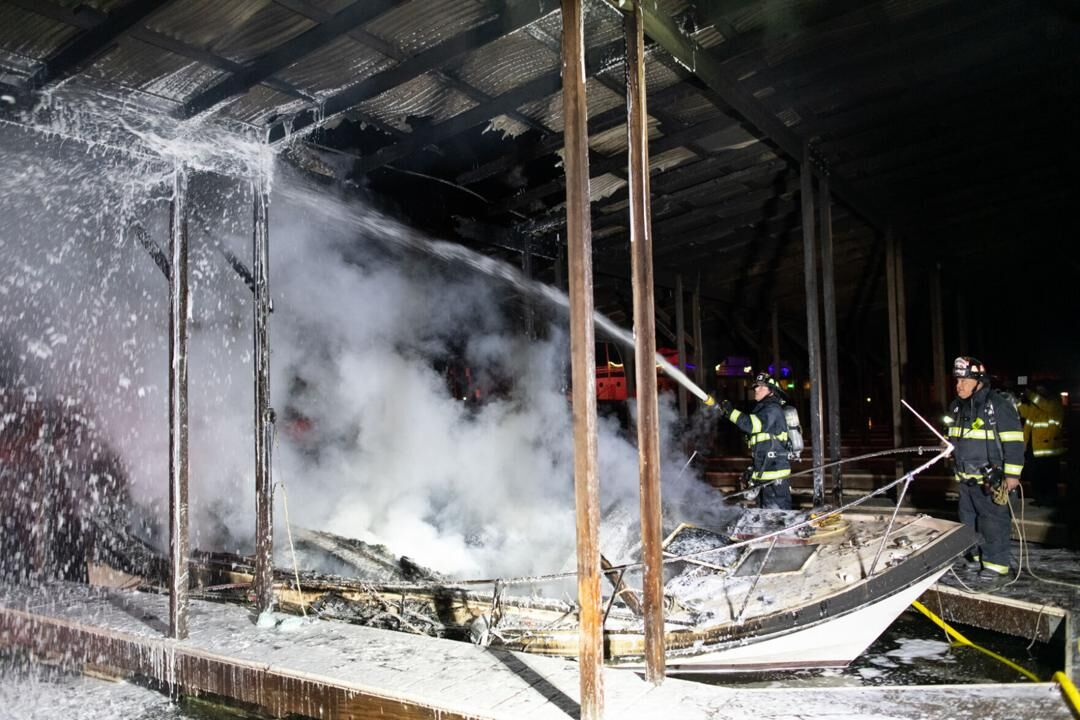 Bethel Island Fire