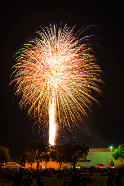 City of Antioch celebrates Independence Day at Going for Gold