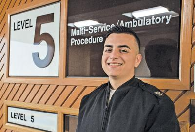 Naval Hospital Bremerton names Sailor of the Year