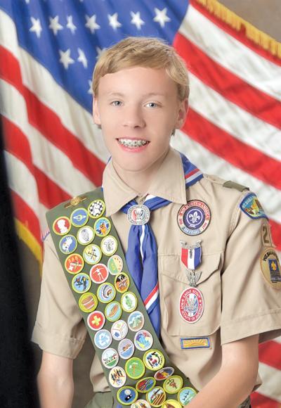 Eagle Scout Cooper Gable