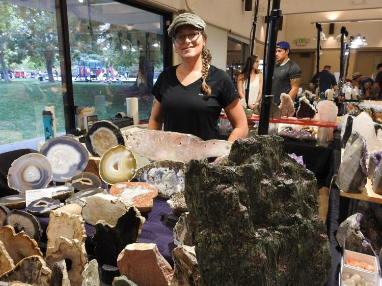 Visions of Crystals in Walnut Creek