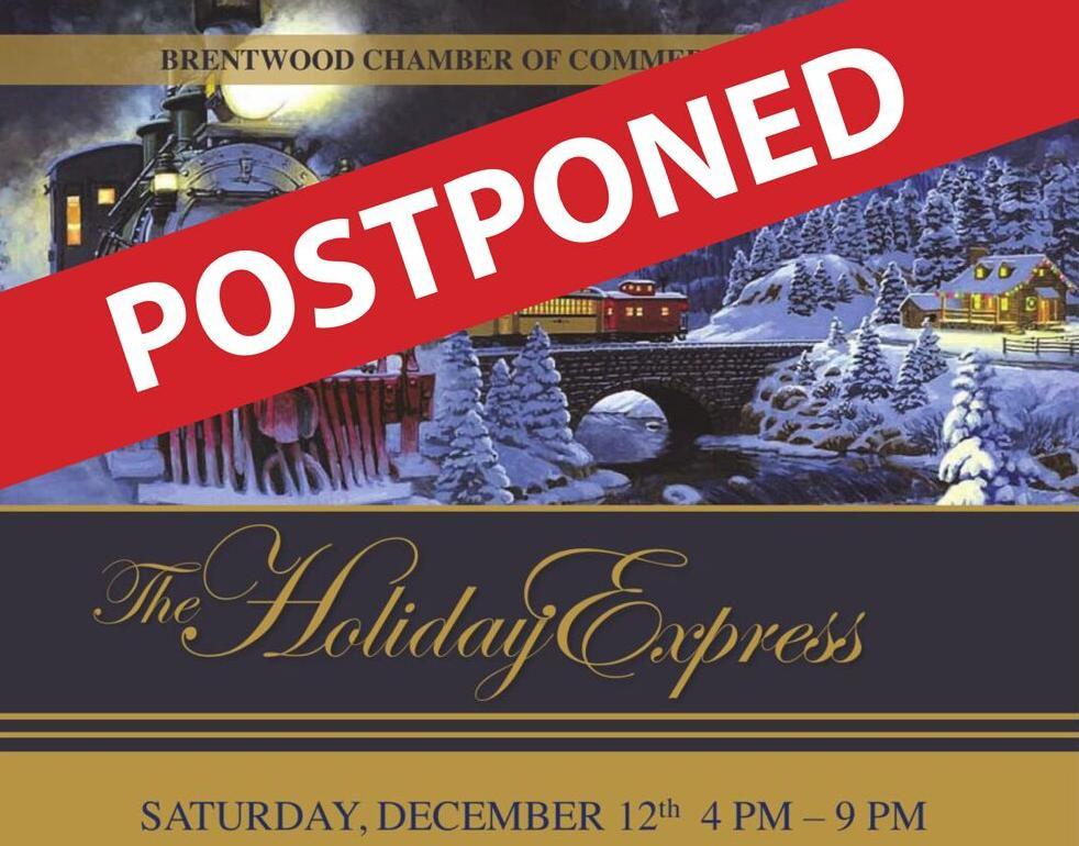 Parade Postponned