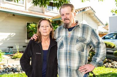 Patty and John Foster