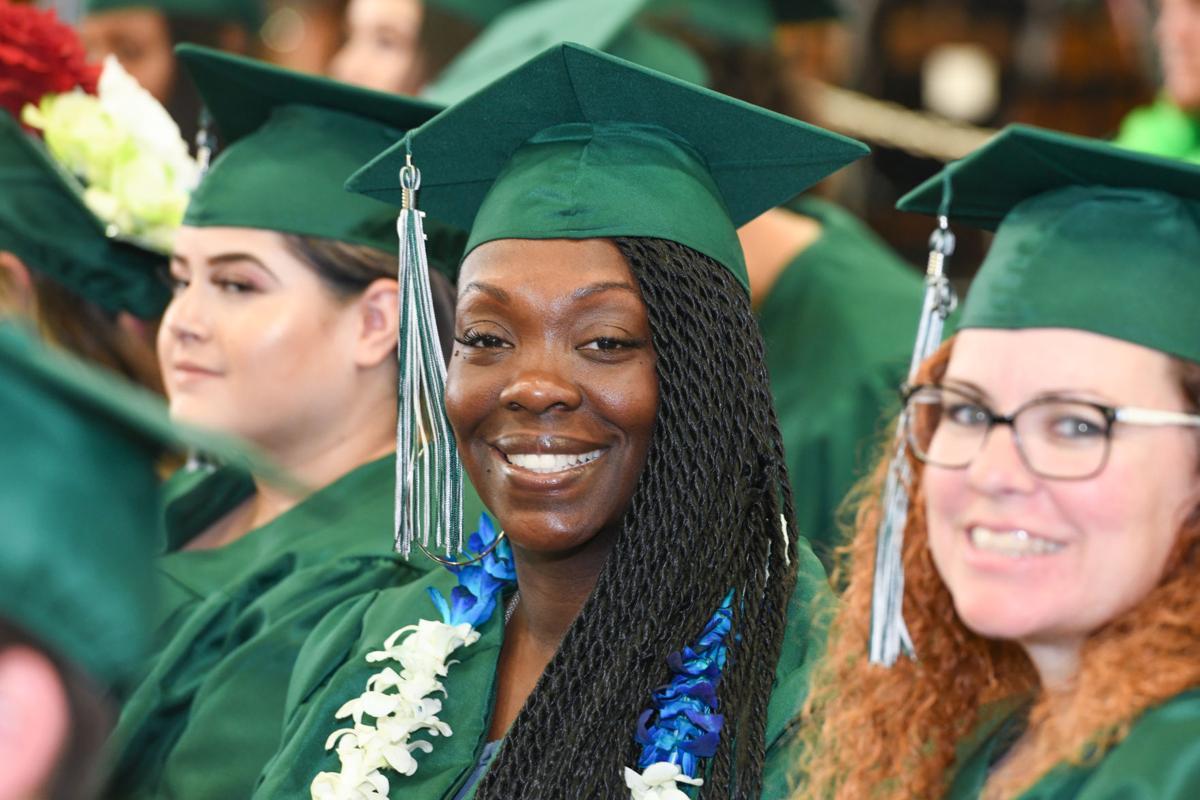 BP Independence HS graduation