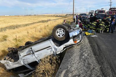 BN Byron Hwy accident