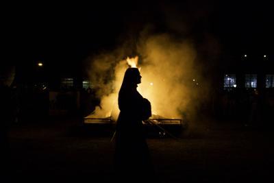 CHI Burning 2015