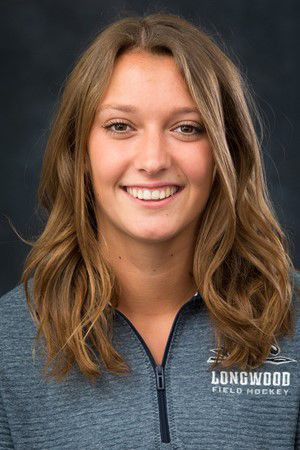 Field hockey senior captain defender Lil-Sophie Achterwinter
