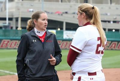 Dr. Megan Brown: New softball coach