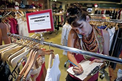 Eco-friendly alternative thrives in fashion