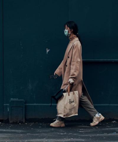 Masks as Fashion