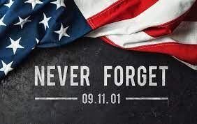 Men's Soccer 9/11 Tribute