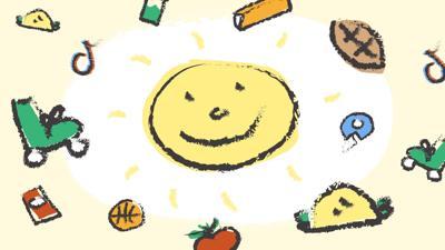 Alum Positivity Illustration