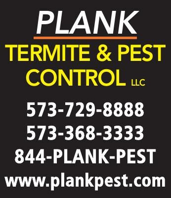 Plank Termite & Pest