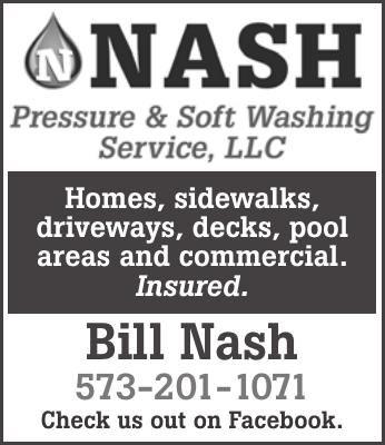 Nash Pressure Washing