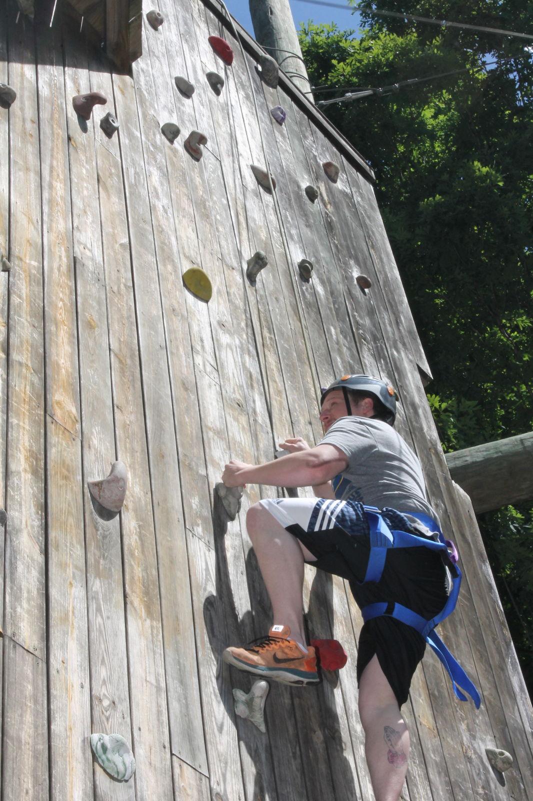 Universal Challenge Course Teaches Teamwork Packs Thrills