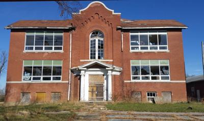 Old middle school No  2 on historic places in peril list