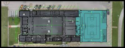 Gymnasium Plans