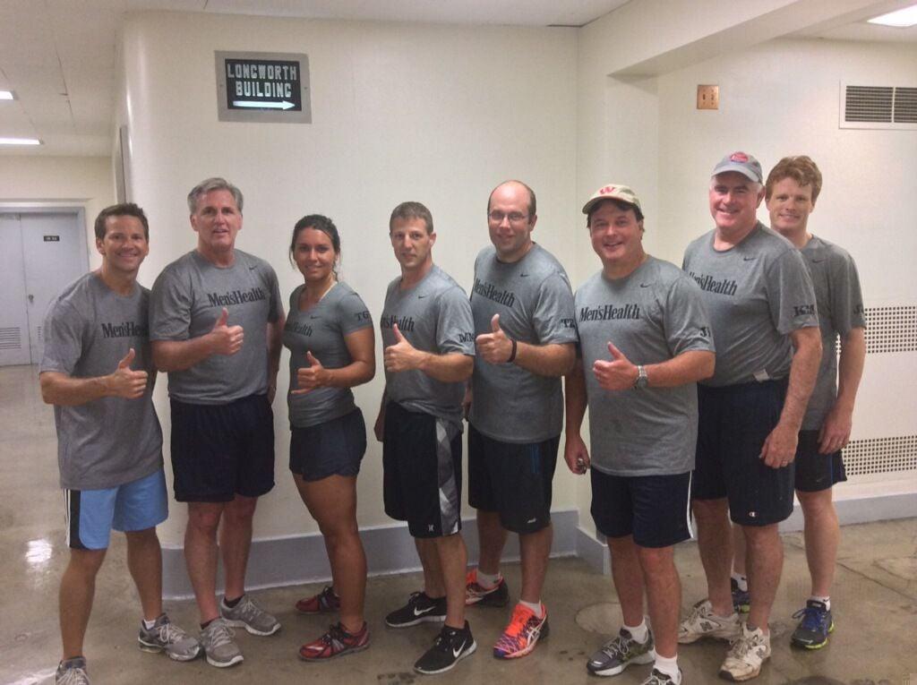 CrossFit training group