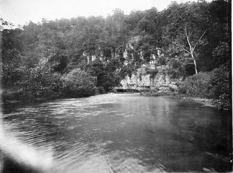 A history of the Current River's Welch Cave and spring: 1913-1940