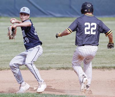 Freshman shortstop Landon Richter