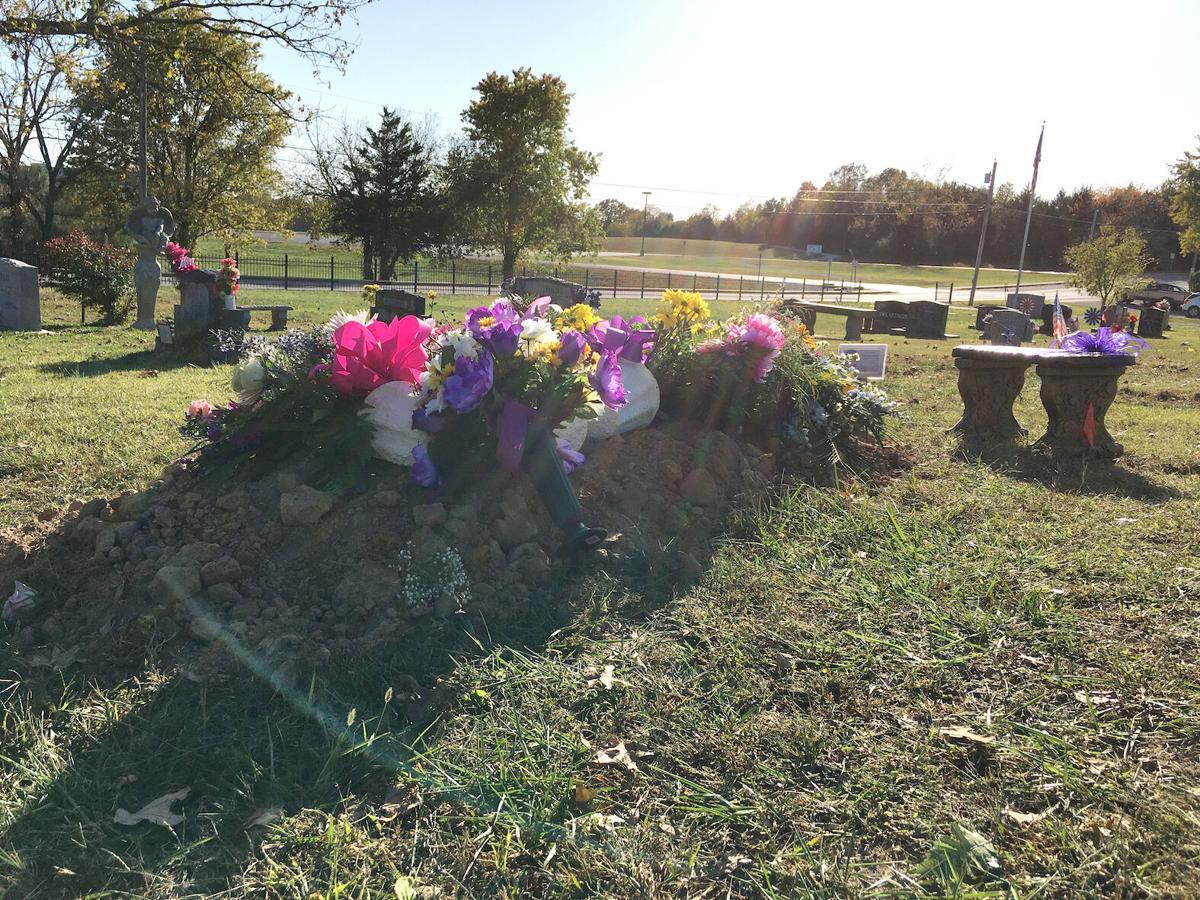 Josie Ann laid to rest