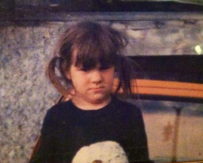 Young Lena Chapin