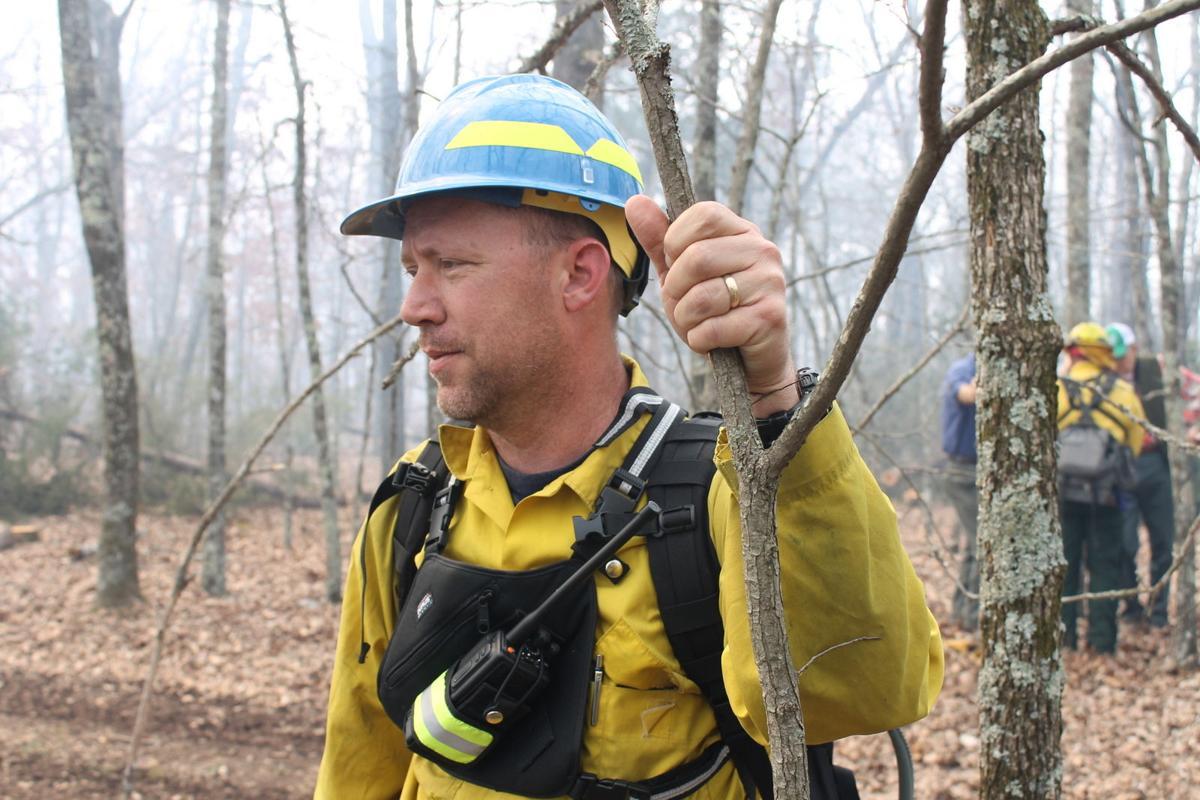 Burn Boss Scott Bressler